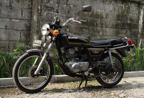 Kawasaki Binter Merzy 1980