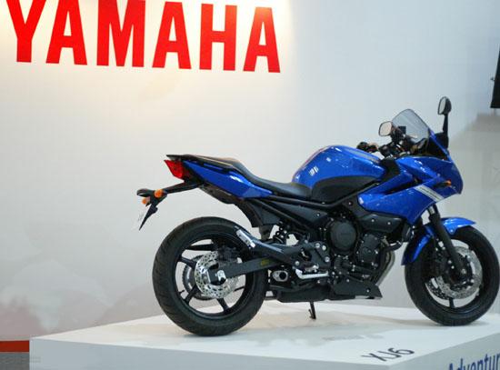 Yamaha di MotoXpo Kuala Lumpur
