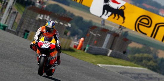 MotoGP Sachsenring - Dani Pedrosa