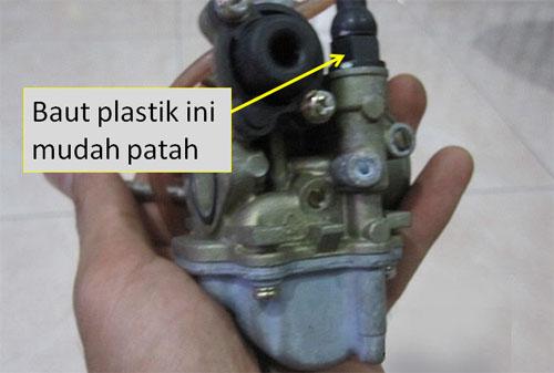 Karburator Yamaha Jupiter Z