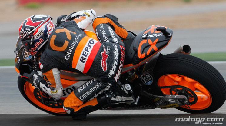 Marc Marquez - Moto2 Valencia