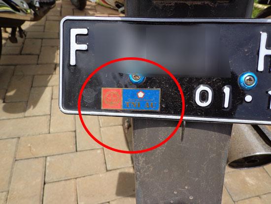 Stiker keren