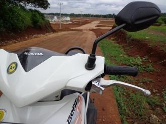 Belajar fotografi: Honda BEAT