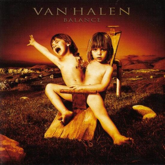 Van Halen - Balance album cover