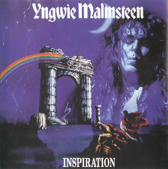 Yngwie Malmsteen Inspiration album cover