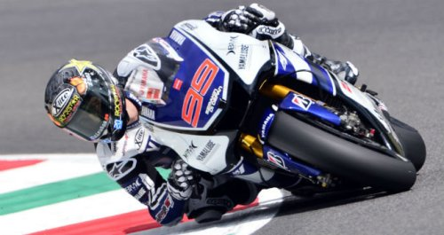 Lorenzo Juara MotoGP Silverstone