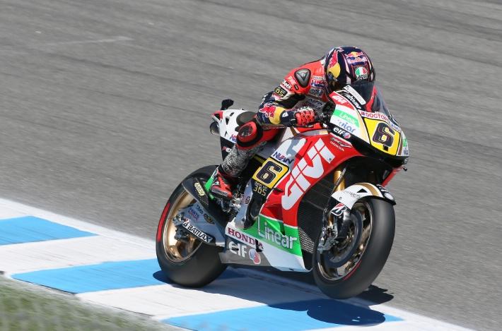 Stefan Bradl - MotoGP Laguna Seca