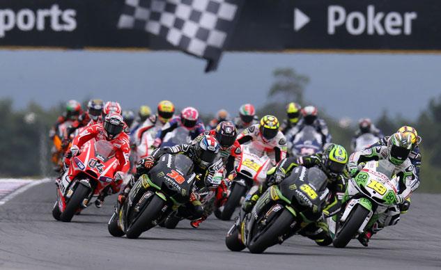 MotoGP 2015 riders