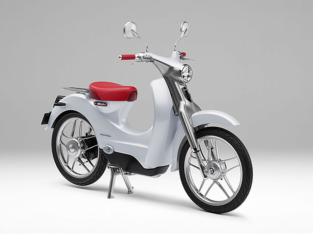 Honda EC-Cub Concept