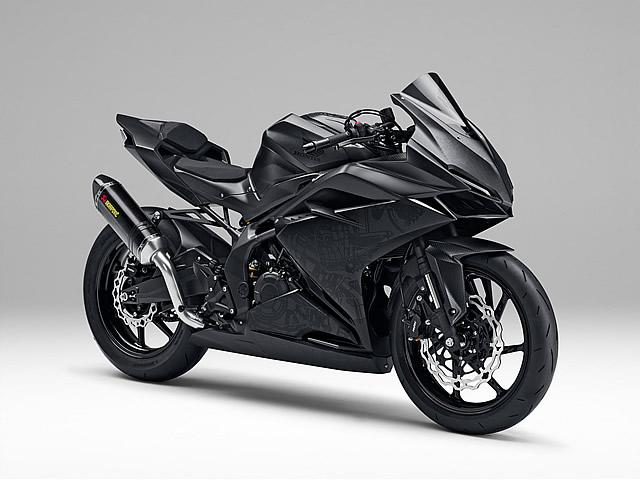 All New Honda CBR 250RR