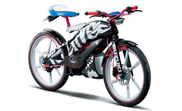 Suzuki Feel Free Go!