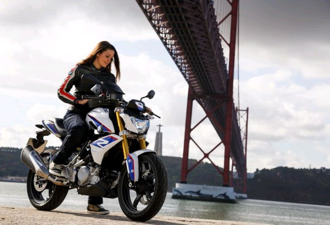 BMW G310R Indonesia