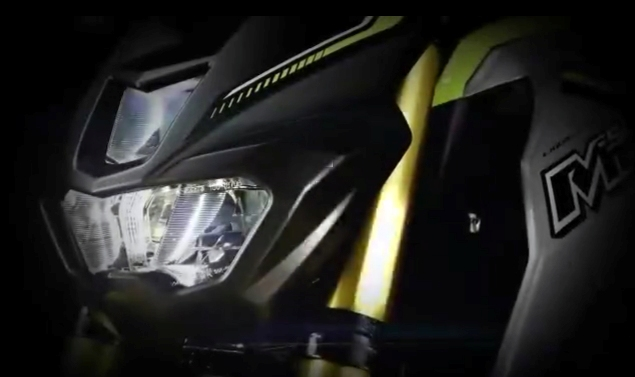 Yamaha M-Slaz Thailand / MT15