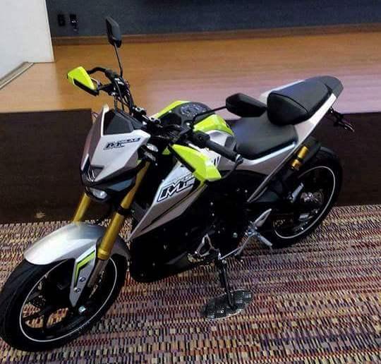 Yamaha M-Slaz Thailand