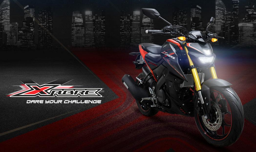 harga Yamaha Xabre