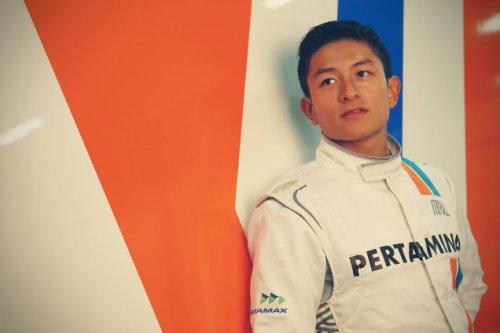 Rio Haryanto - Manor Racing F1 Driver