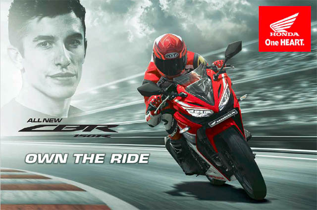 spesifikasi all new honda cbr 150r