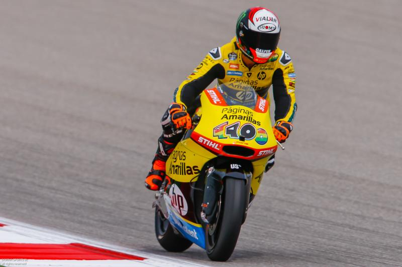 rookie Alex Rins