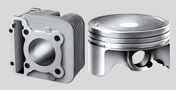 Piston dan Cylinder