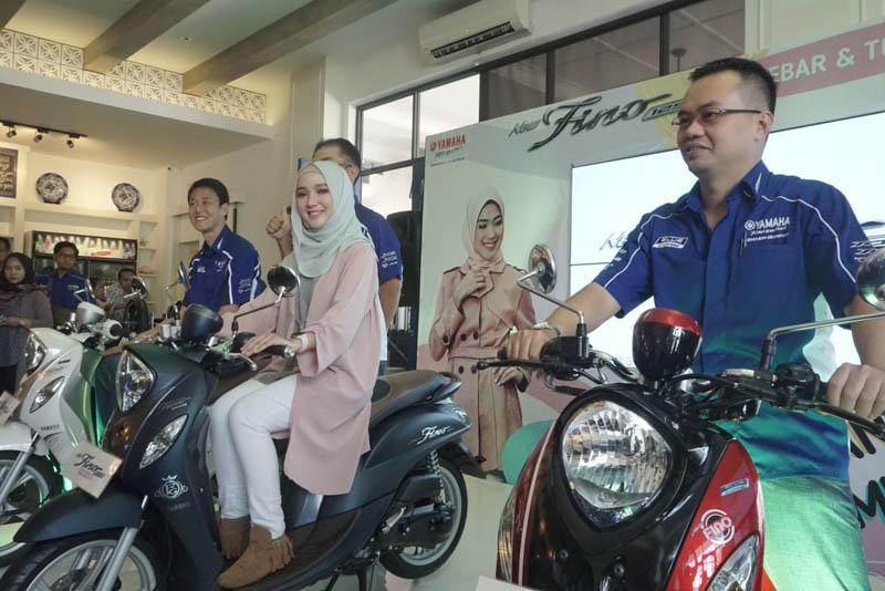 Foto Yamaha Fino Terbaru 2018