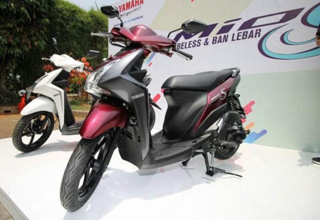 Harga Yamaha Mio S 125 Bluecore