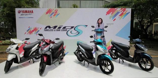 Yamaha Mio S 125 Bluecore