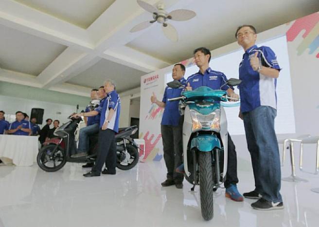 Launching Yamaha Mio S 125 Terbaru