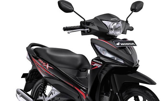Warna Honda Revo FI Terbaru