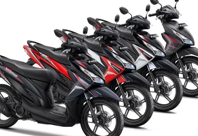 Honda Vario ESP Terbaru 2018