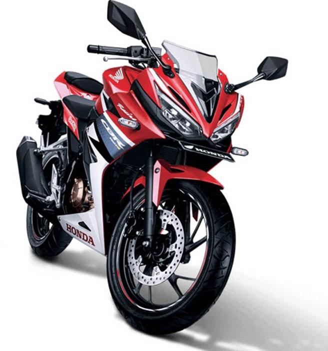Honda CBR150R Warna Racing Red