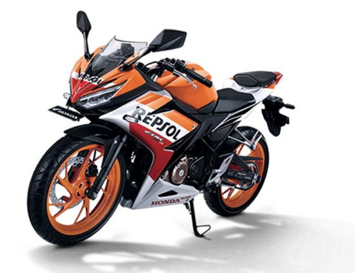 Honda CBR150R Warna Repsol MotoGP