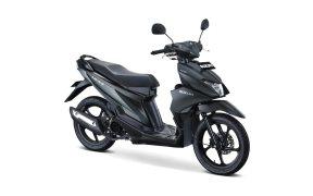 Suzuki Nex II Tipe Elegant Premium Warna Solid Black