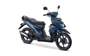 Suzuki Nex II Tipe Elegant Premium Warna Mat Stellar Blue